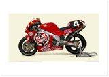 1999 HONDA RVF/RC45 - Lucky Strike Honda