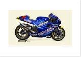 2002 YAMAHA YZR500 (0WL9) - Gauloises Yamaha Tech3
