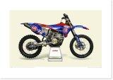 2003 YAMAHA YZ450FM - Yamaha L&M Motocross Team